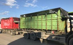 Filets pour système à mat dédié au camion