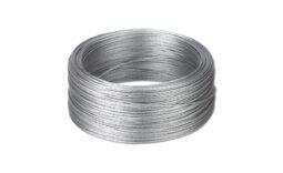Cable Acier galvanisé Ø6
