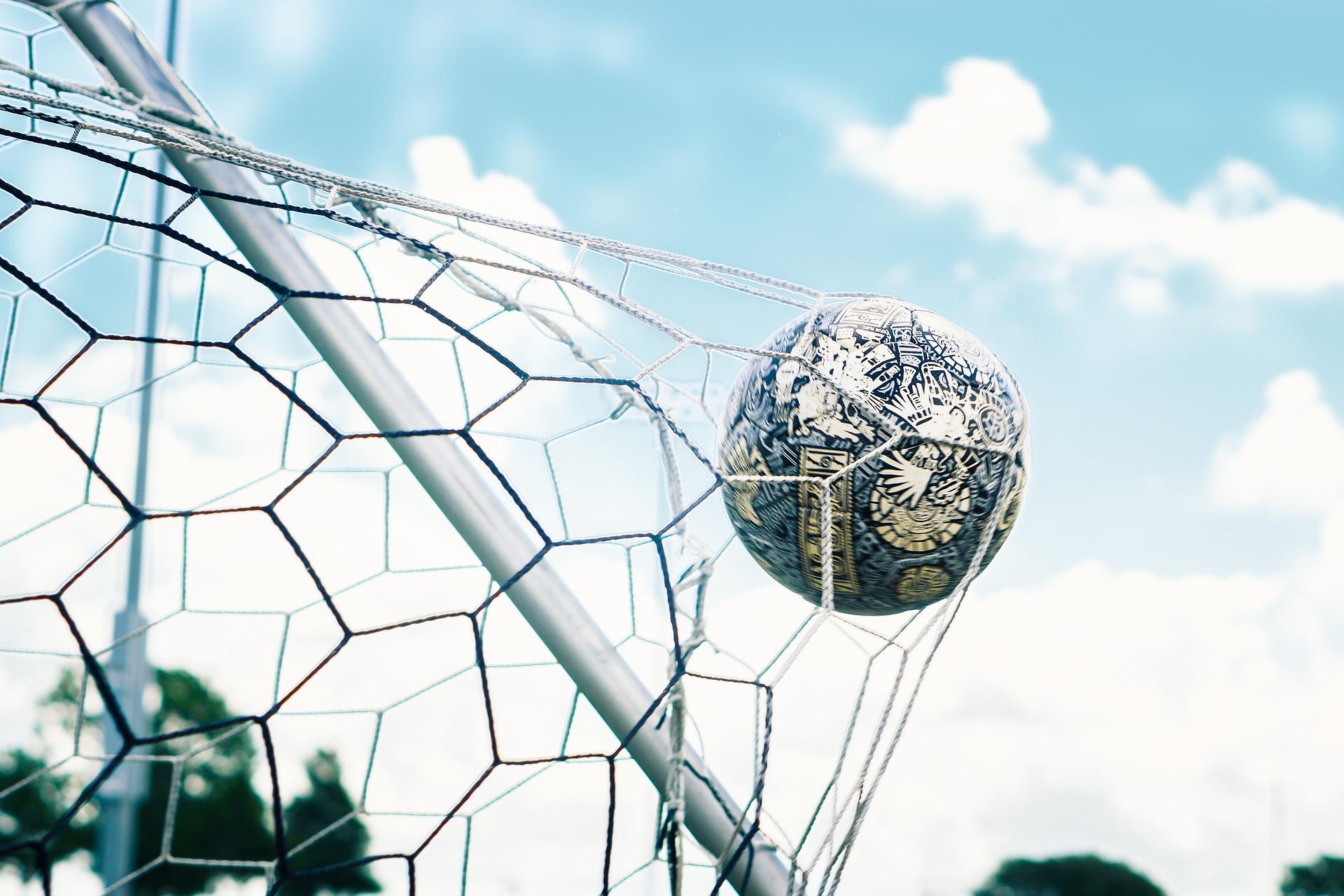 Fußballnetze