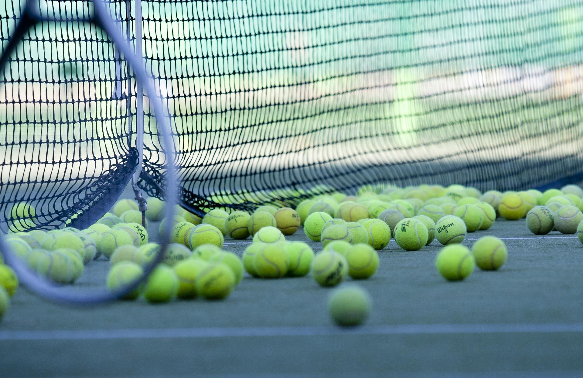 Filets de protection pour le tennis