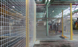 Filets et Bâches de protection pour l'Industrie et le bâtiment